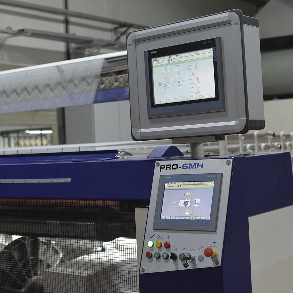 """Repuestos, modificaciones, actualizaciones y soporte técnico para la máquina """"Sucker Muller Hacoba Textiles"""""""