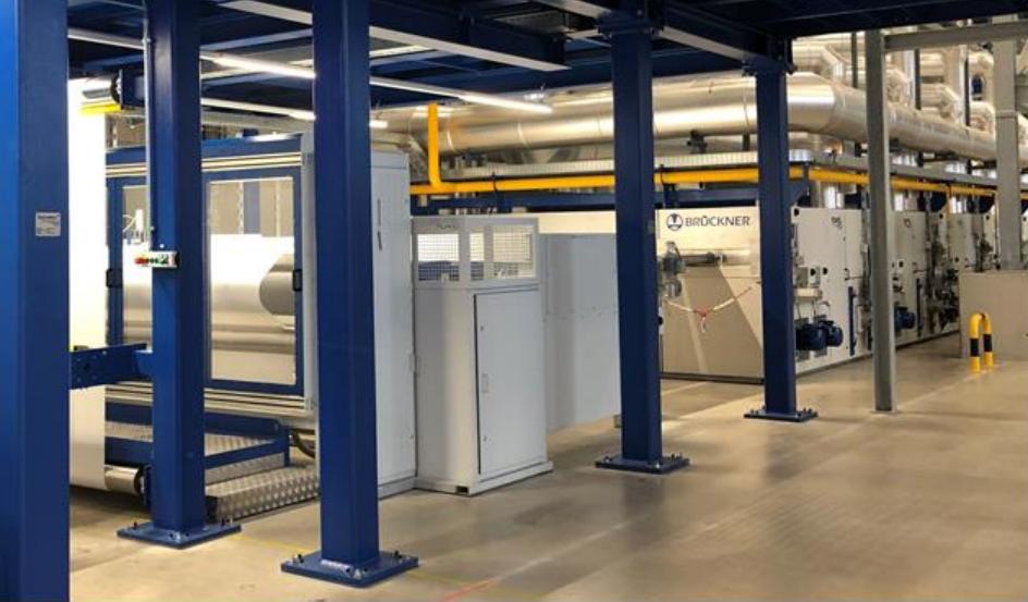 Brückner y Menzel desarrollan una línea de acabados textiles para UTT